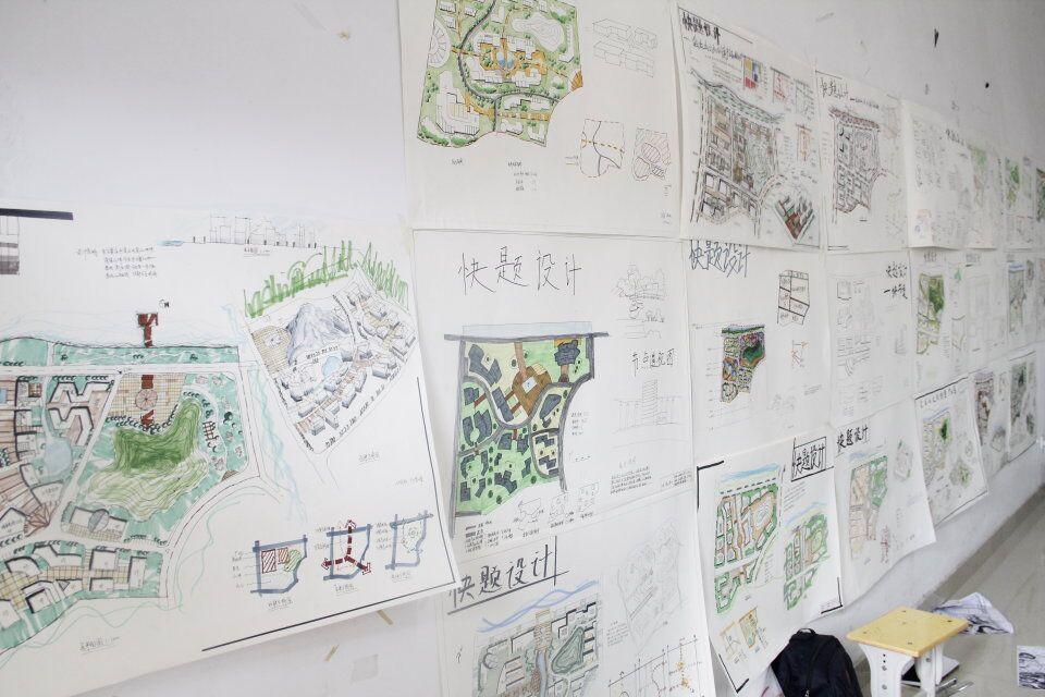 城乡规划快题设计比积累赛思维